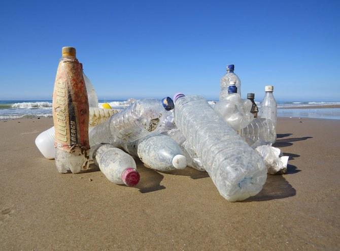 Plastikmüll in der Umwelt - Replace Plastic App